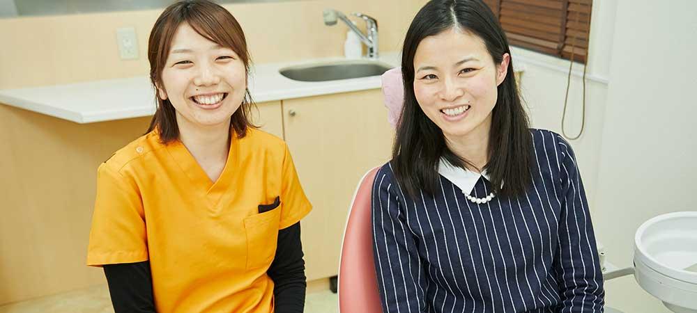 虫歯や歯周病の予防、定期検診