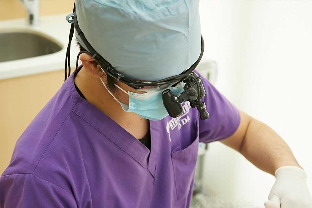 歯科拡大鏡の価値と効果