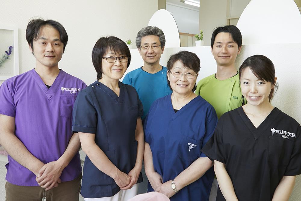 一般歯科医師と先生歯科医師